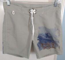 NWOT SUNDEK Follow The Sun Mens Lined Boardshort Swim Shorts Size 30