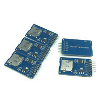 5 pcs Micro SD Storage Board SD TF Card Memory Shield Module SPI For Arduino