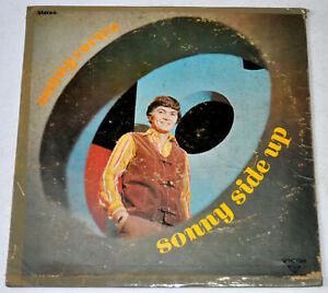 Philippines SONNY CORTEZ Sonny Side Up OPM LP Record