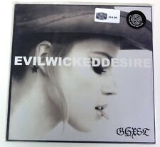 New GHXST Evil Wicked Desire Free MP3 Download Card Included 180g Vinyl LP