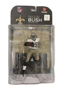 Reggie Bush # 25 New Orleans NFL Licensed Collectible Figure