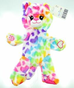 "Build-A-Bear Rainbow Friends Cat Unstuffed Plush Teddy Bear 16"" 425972"