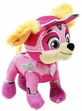 Nick Jr. Paw Patrol Mighty Pups Super Paws Skye 8-Inch Plush NWOT
