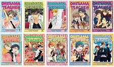 Oresama Teacher Series MANGA by Izumi Tsubaki Collection Set Books 1-10!