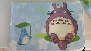 My Neighbor Totoro Rug Non-slip rug Ghibli  Anime