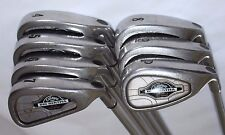 Callaway X-12 Pro Series 4-PW iron set with DG Sensicore S300U stiff flex shafts