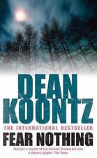 DEAN KOONTZ __  FEAR NOTHING __ BRAND NEW __ FREEPOST UK