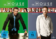Dr. House - Die komplette 4. + 5. Staffel                            | DVD | 443