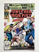 Power Man And Iron Fist #77 Marvel 1982 Luke Cage Daredevil Defenders