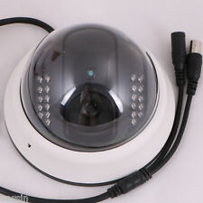 Wide Angle 1200TVL 22IR Color IR-Cut Dome Indoor 3.6mm  CCTV Security Camera