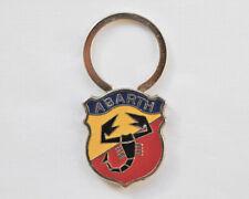 Abarth Original Dealership Keychain