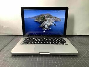 Apple Macbook Pro 13-inch Laptop A1278 2.5GHz Core i5 8GB RAM 480GB SSD 8xDL DVD