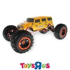 HSP 94880T2-88115 Yellow Rock Crawler 2WS Off Road 1/8 Scale RC Truck