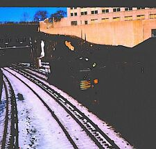 NYC 238 P-2B, NYC area, 01/63; Kodachrome Original