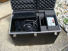 Mini Q II PrompTER Vintage Roll Teleprompter with Power Supply PRL-10, Case