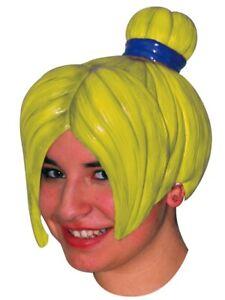 Wig Anime 4 Yellow