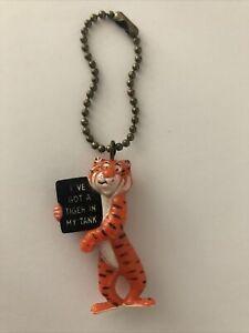 Rare Esso I've Got A Tiger In My Tank Vintage 80s Collevtsble Keychain/keyring