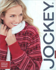 JOCKEY Clothing and Underwear Catalog Holiday 2017 - Pretty Blonde - 64 Pages