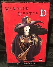 VAMPIRE HUNTER D RARE DARK HORSE BUST # 0271 OF 1200