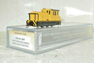 Bachmann N Scale DCC Compatible Unlettered MDT Plymouth Diesel
