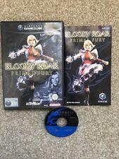 Bloody Roar- Primal Fury ( Nintendo GameCube/ Wii ,PAL Activision)