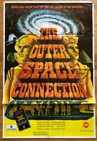 The Outer Space Connection (1975) 1 Sheet Movie Poster 27x41 VTG Documentary UFO