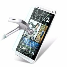 For HTC ONE M7 Premium Screen Protector Premium Tempered Glass Protective Cover