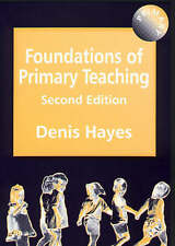 (Good)-Foundations of Primary Teaching: Standards of Excellence (Paperback)-Deni