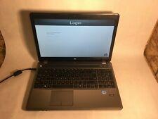 "New listing Hp ProBook 4540s 15.6"" Laptop Intel Core i5-3230M 2.6Ghz - Bios Locked -Rr"