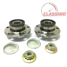 Rear Wheel Bearing Hub Pair for SEAT CORDOBA IBIZA MK 4 5 + SKODA FABIA MK 1 2 3