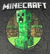 Minecraft Logo T-shirt Mojang Jinx Official Product Men Size Small S