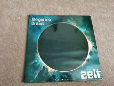 Tangerine Dream - Zeit - Double LP (1976 Virgin) Prog Rock Experimental
