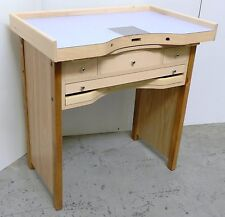 Jewelers Bench Jewelry Making Bench Jewelers Workbench Watchmakers Repair Bench