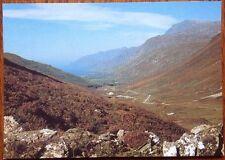 Loch Maree Glen Docharty Wester Ross Highlands Scotland Vintage Postcard