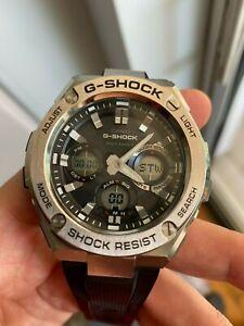 CASIO G SHOCK  GST-W110-1AER
