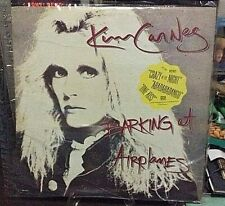 KIM CARNES Barking at Airplanes Album Released 1985 Vinyl/Record Collection PHP