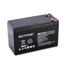 Bleiakku Akku Blei AGM Batterie 12Volt 9Ah Solar Wartungsfrei Gel 12V VRLA