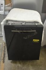"""Ge Gdf640Hghmbb 24"""" Black Full Console Dishwasher #92544 Hrt"""