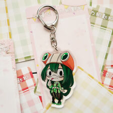 Boku no hero academia My Hero Academia Asui Tsuyu Acrylic Keyring Keychain