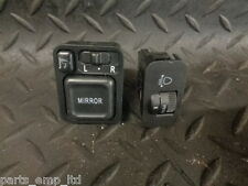 2004 HONDA JAZZ 1.4i-DSI SE 5DR HEADLIGHT & WING MIRROR ADJUSTER SWITCHES