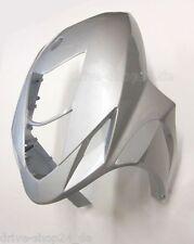 * Frontschild silber NEU mit LACKSCHÄDEN für CPI Aragon S-Line Frontverkleidung