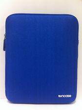 Incase iPad Air 4 ipad air3 2 Neoprene Soft Sleeve Zipper Pouch Case Cobalt Blue
