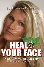 HEAL YOUR FACE paperback book