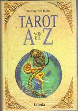 Tarot von A bis Z von Wulfing Rohr (1999, Gebunden)