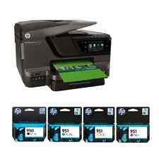HP OfficeJet Pro 8600 Plus eAll in One N911g CM750A Duplex USB Netzwerk WLAN