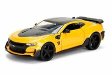 JADA DIECAST METALS 1:24 Transformers Last Knight BUMBLEBEE Car