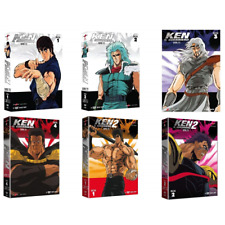 KEN Il Guerriero - Serie TV Completa Box 1-6 (30 DVD)