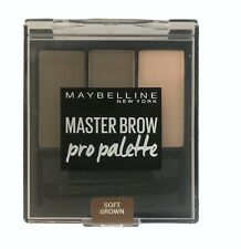 Maybelline Master Brow Pro Palette Soft Brown Eyebrow