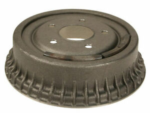 For 1983-1991 GMC S15 Jimmy Brake Drum Rear AC Delco 43764NW 1984 1985 1986 1987