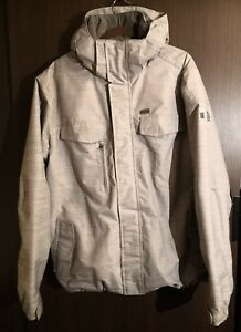 Protest Ski Jacket / WINTER Casual Grey / Large / Pre-owned Great Condition